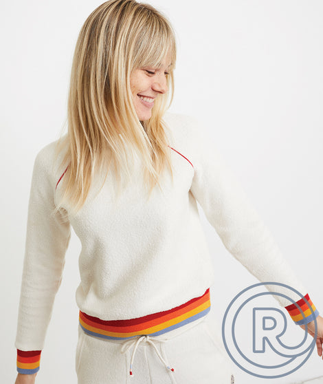 Re-Spun Jenny Crewneck in Natural