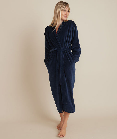 Luna Long Robe