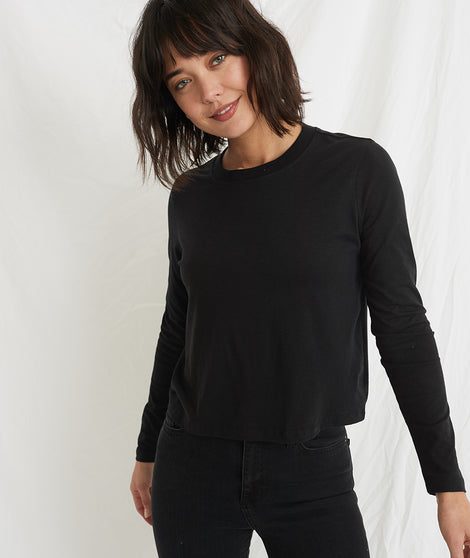 Ruca Top in Black