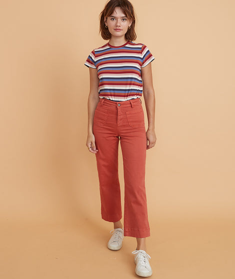 Bridget Pant in Baked Apple