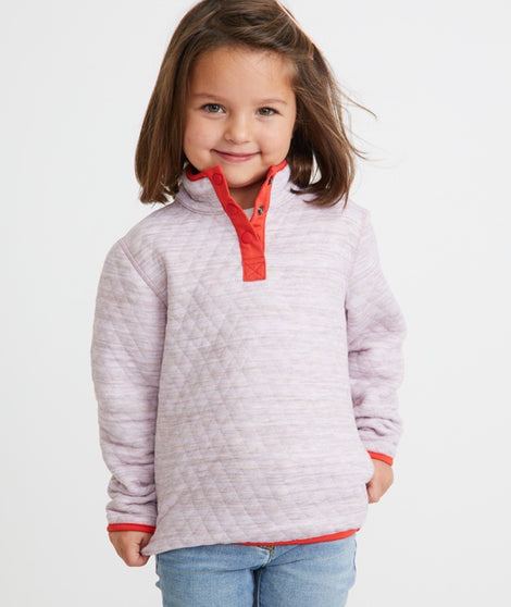 Mini Corbet in Violet Ice/Cream Heather
