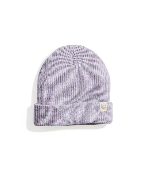 Tahoe Beanie in Purple Heather