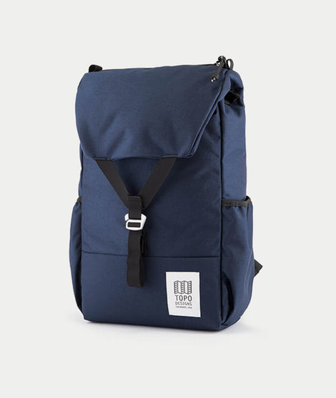 Topo Y-Bag in Navy