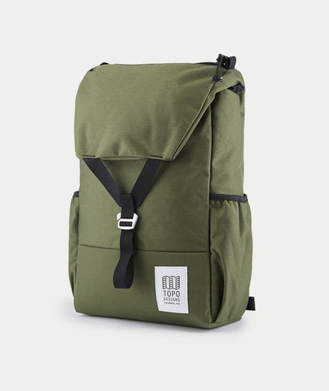 Topo Y-Bag in Green