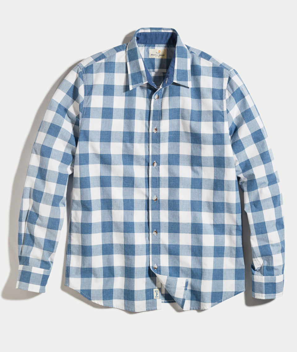 32e5a9a3131 Tyler Plaid Button Down – Marine Layer