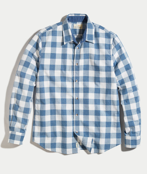 Tyler Plaid Button Down