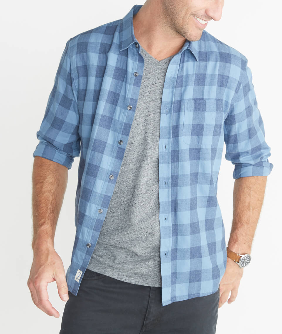 Union Button Down
