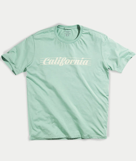 Vintage California Graphic Tee