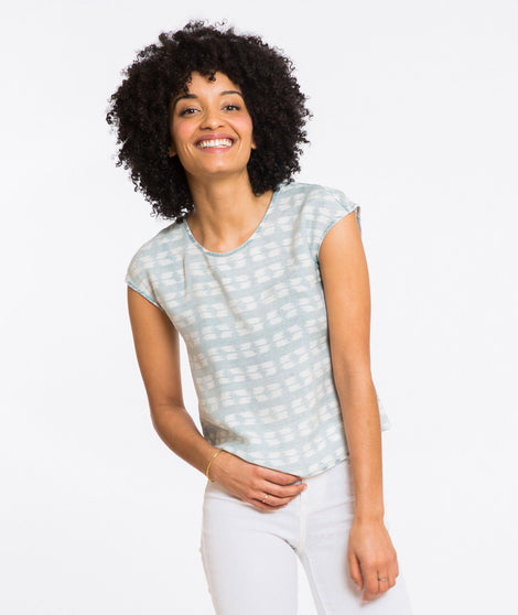 The Bexley Woven Top
