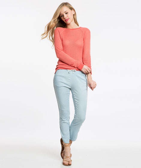 Allison Pant - Tencel Chambray