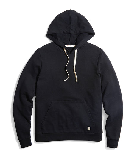 Women's Sunset Pullover Hoodie in Black