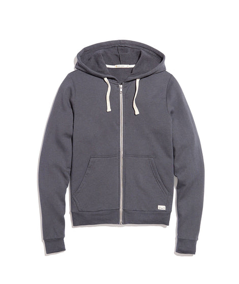 Women's Afternoon Hoodie in Asphalt Grey