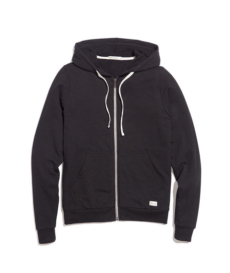 Women's Afternoon Hoodie in Black