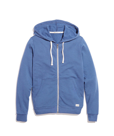 Women's Afternoon Hoodie in Faded Navy