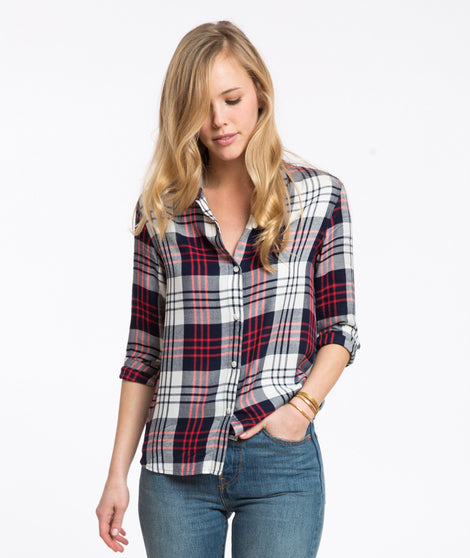Anita Button Down