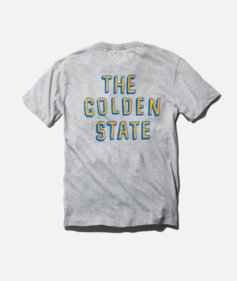 Warriors Pocket Tee