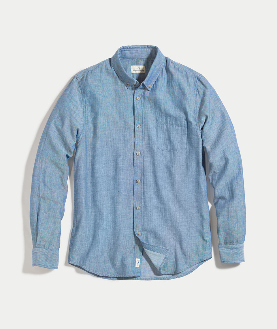 Wiley Button Down
