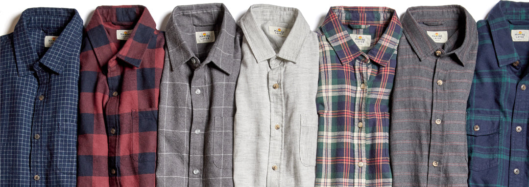 MC Guys Button Downs Fa18