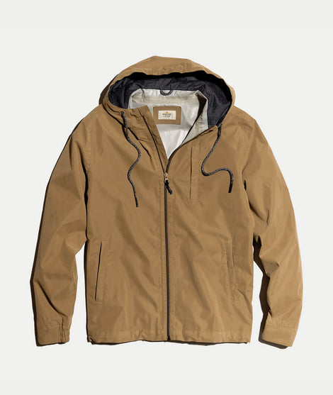 Alta Jacket in Warm Khaki