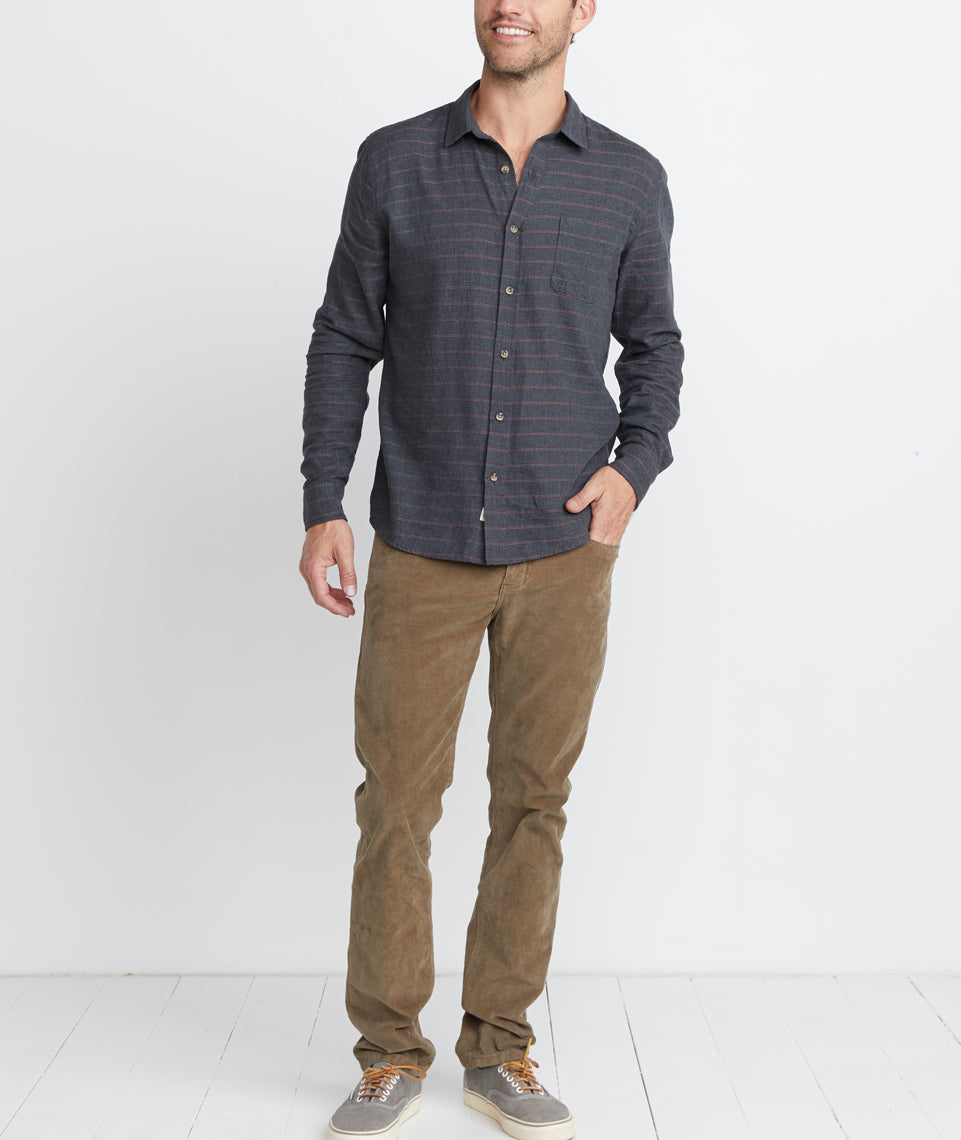 Arguello Button Down