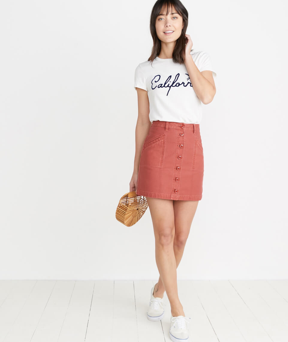Avery Mini Skirt