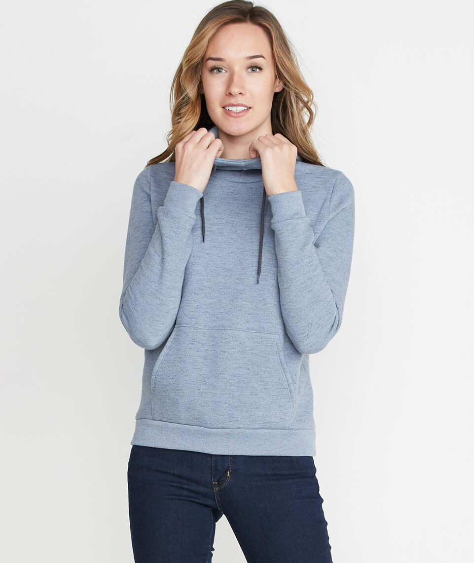 Bailey Fleece Cowlneck Sweatshirt