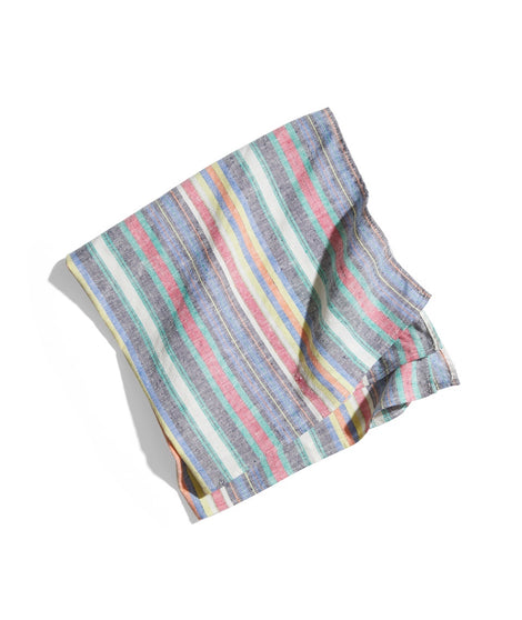 Bandana in Multi Stripe