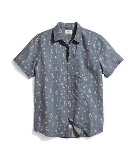 Barlow Button Down