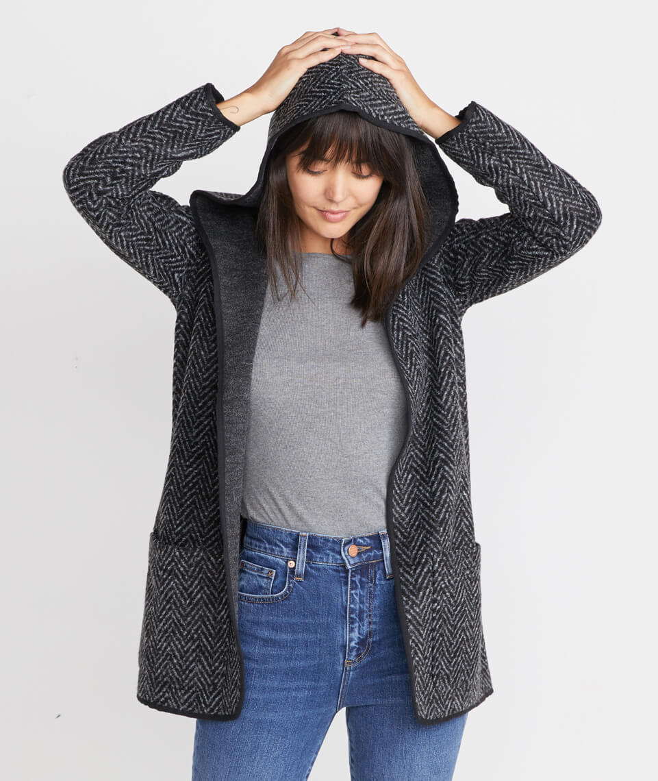 Bea Reversible Coat