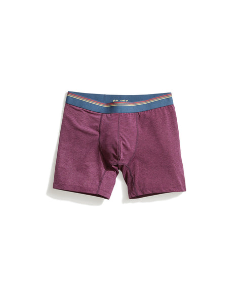 Air Boxer Brief in Dark Red