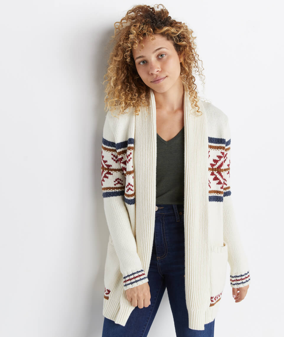 Brooklyn Cardigan in Cream