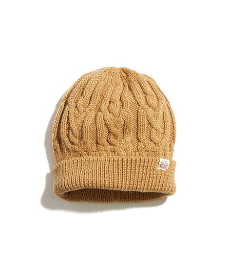 Calgary Cable Knit Beanie