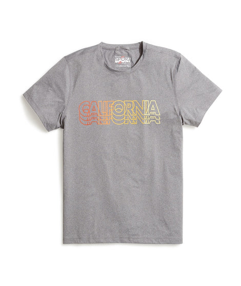 California Sport Crew in Anthracite Heather