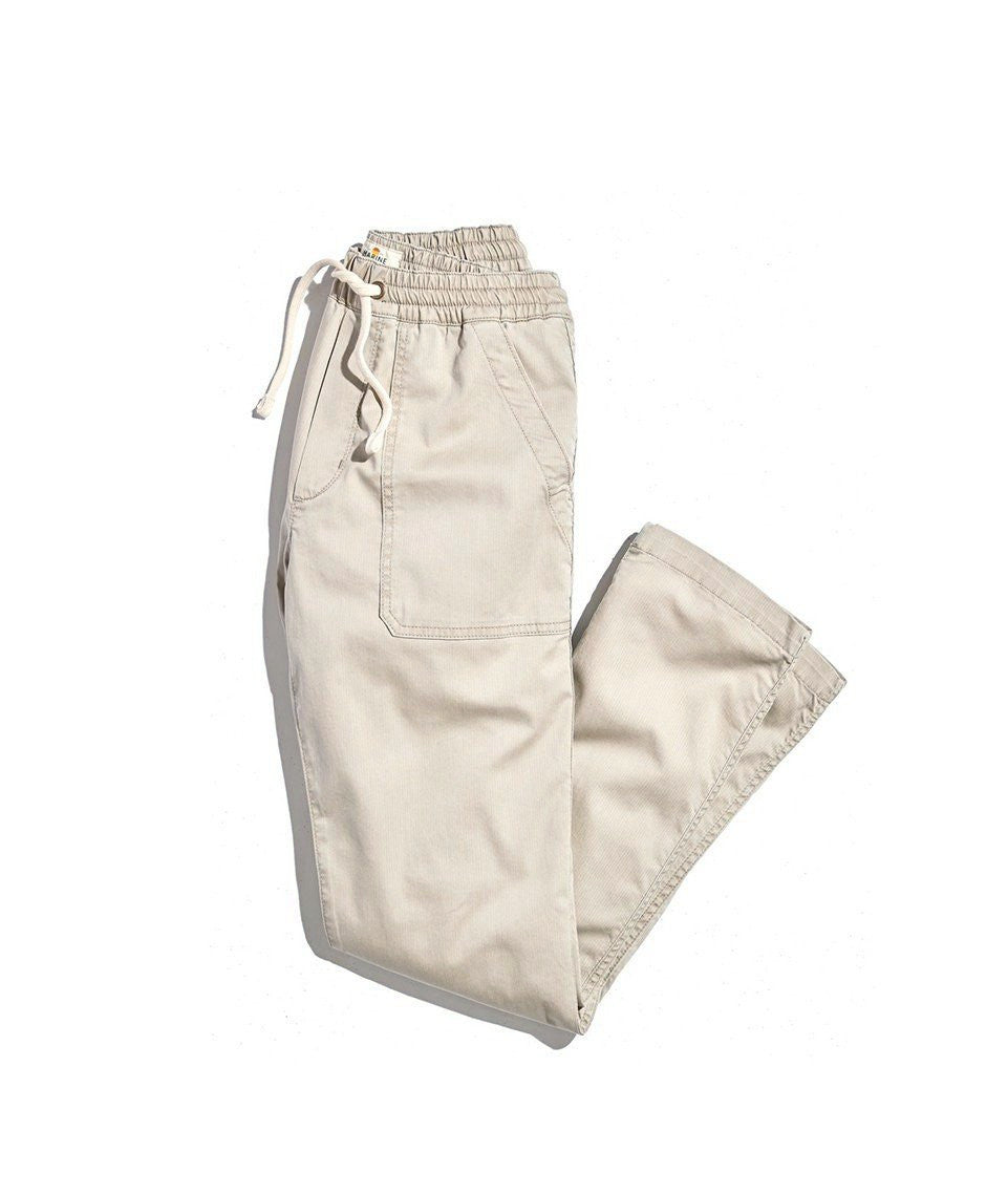 Camp Pant in Stone