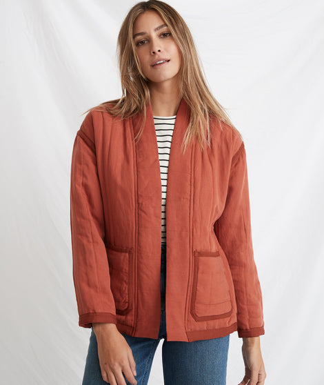 Cannes Wrap Jacket