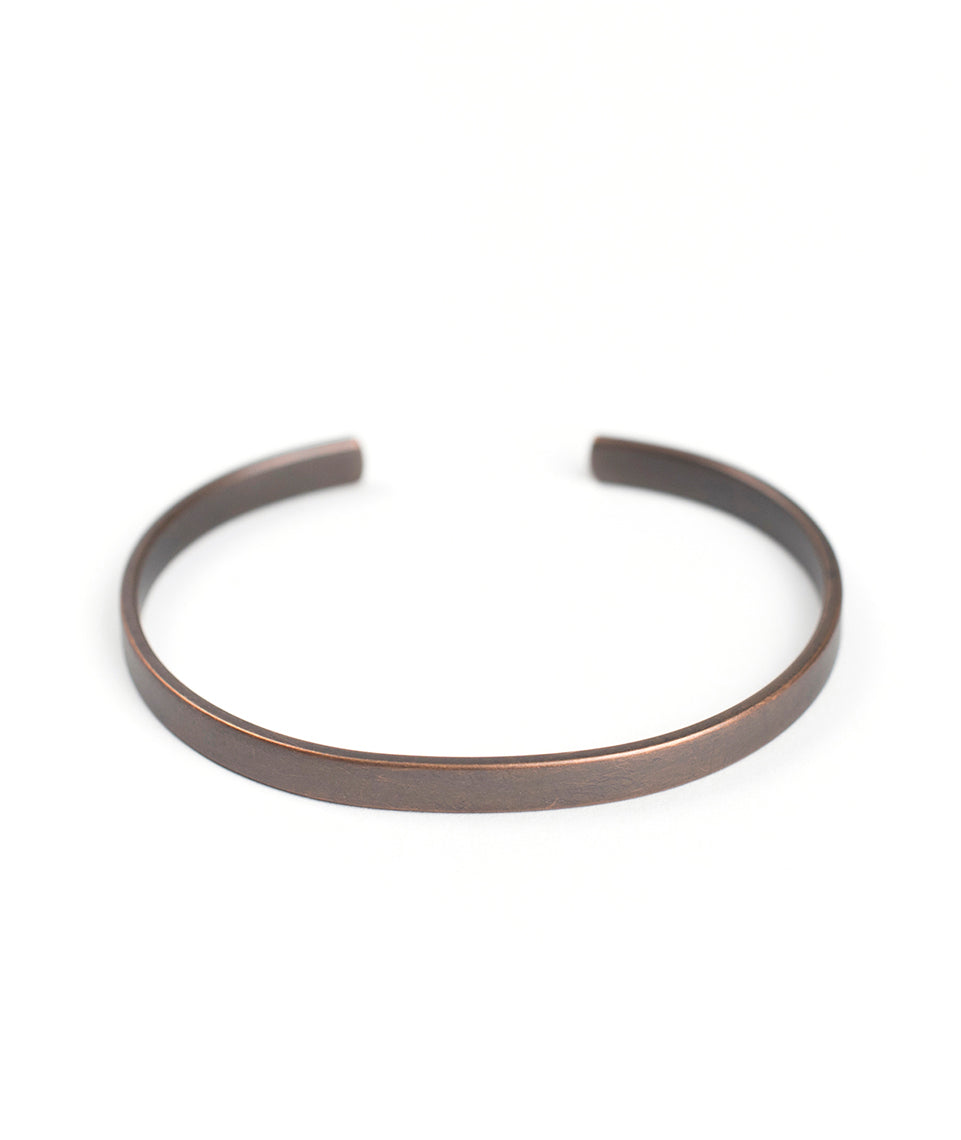 Caputo & Co. Clean Metal Cuff in Copper