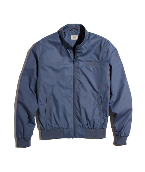 Carlsbad Windbreaker in Faded Indigo
