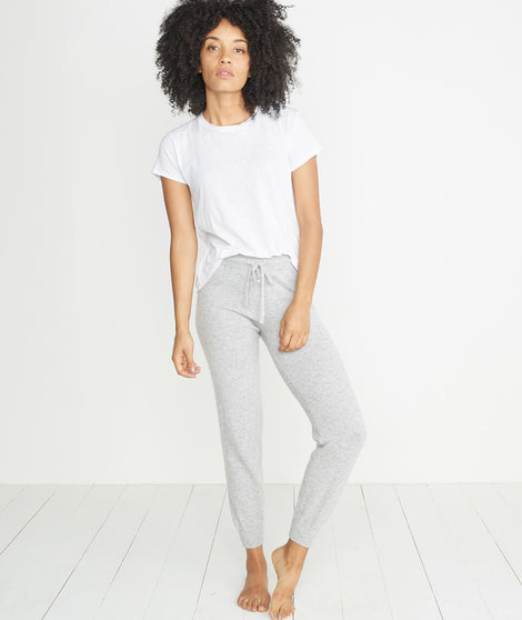Zoey Cashmere Sweater Jogger
