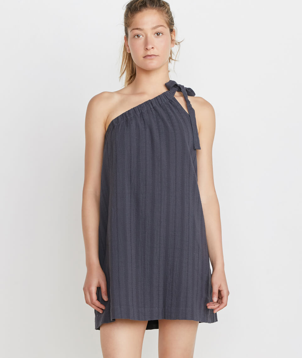 Cassia Dress in Black