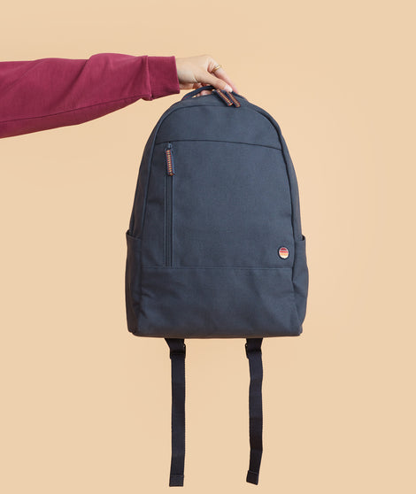 Re-Spun Backpack in Navy