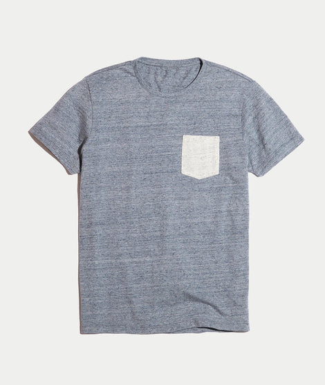 Charleston Pocket Tee