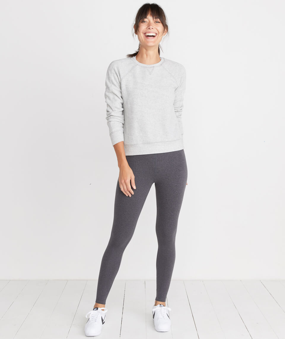 Chill Legging in Charcoal
