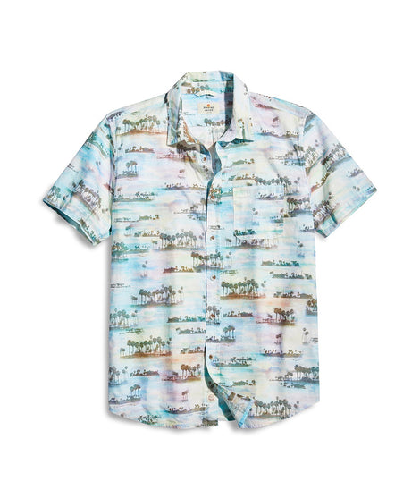 Colby Short Sleeve Button Down