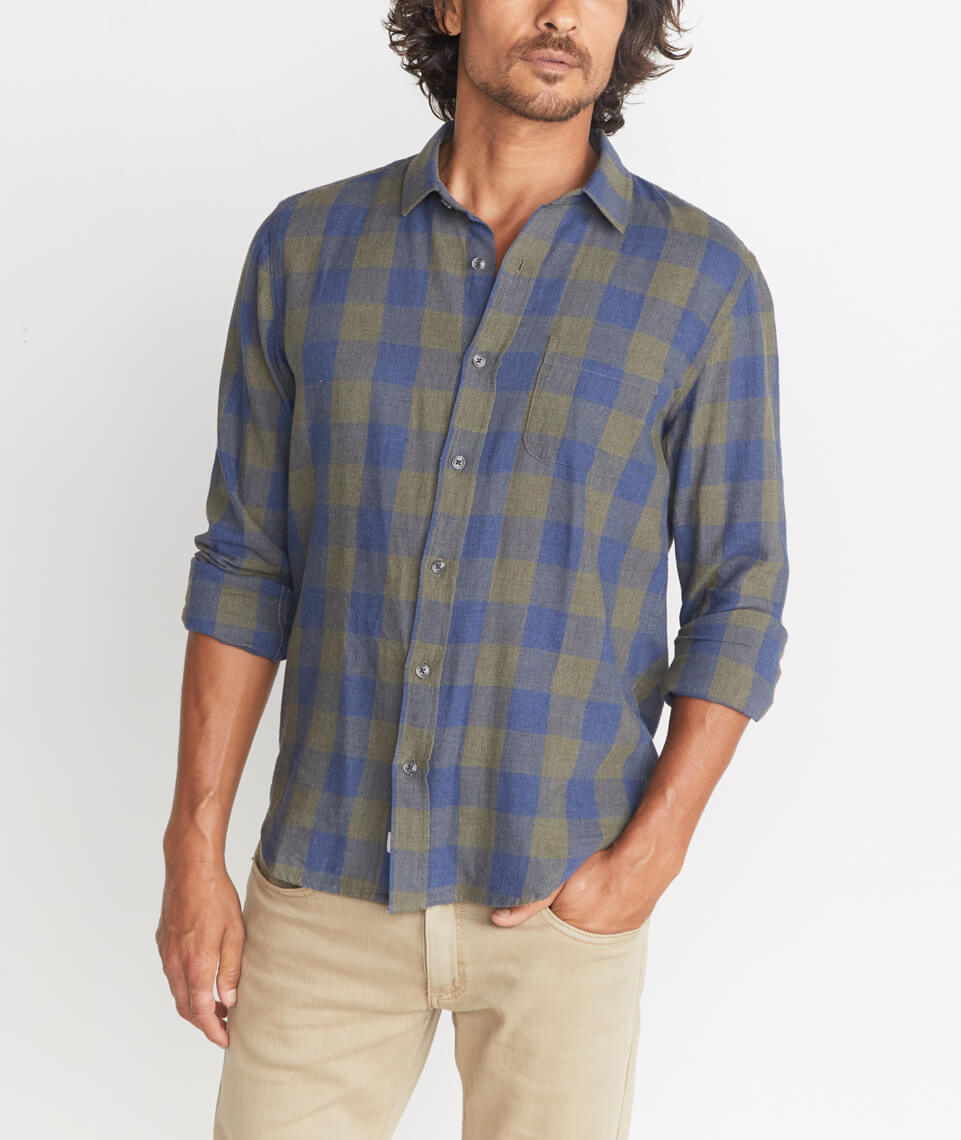 Collins Button Down