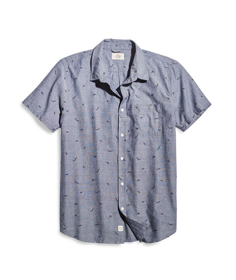 Diver Button Down