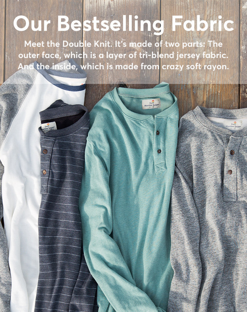 Double Knit Fabric Promotion