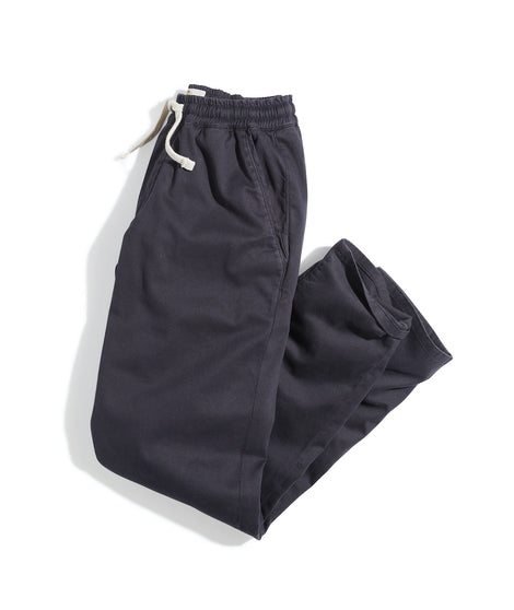 Saturday Pant Athletic Fit in Faded Black
