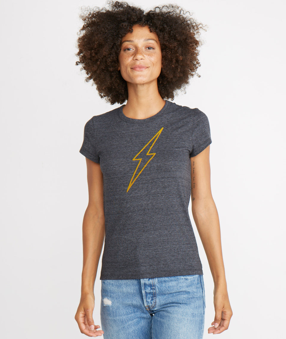 Electric Graphic Tee