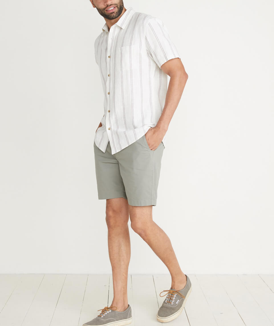 Walk Short in Faded Sage