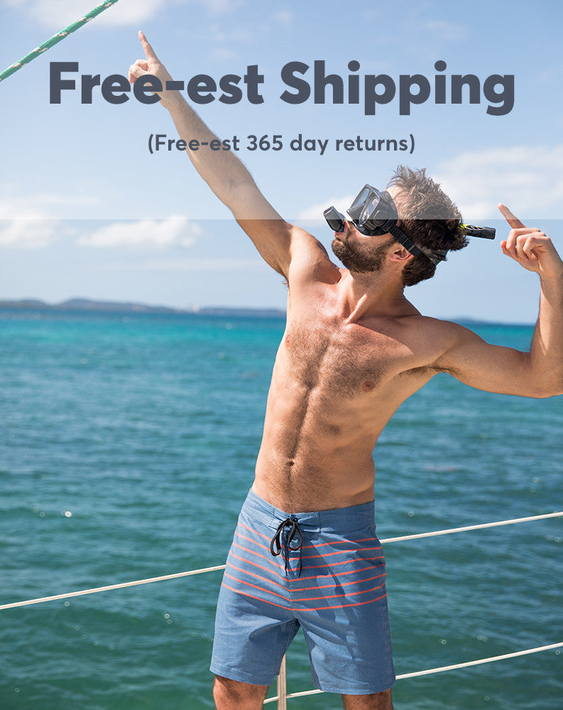Free Shipping (Guys) Promotion